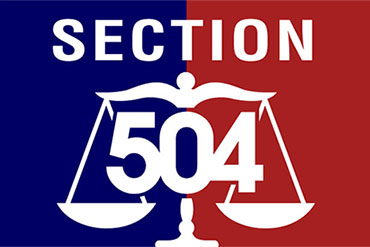 Image result for section 504 logo